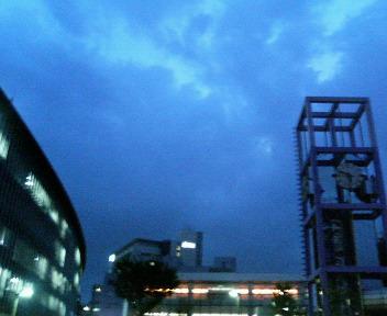 渋谷公会堂前よりっ!